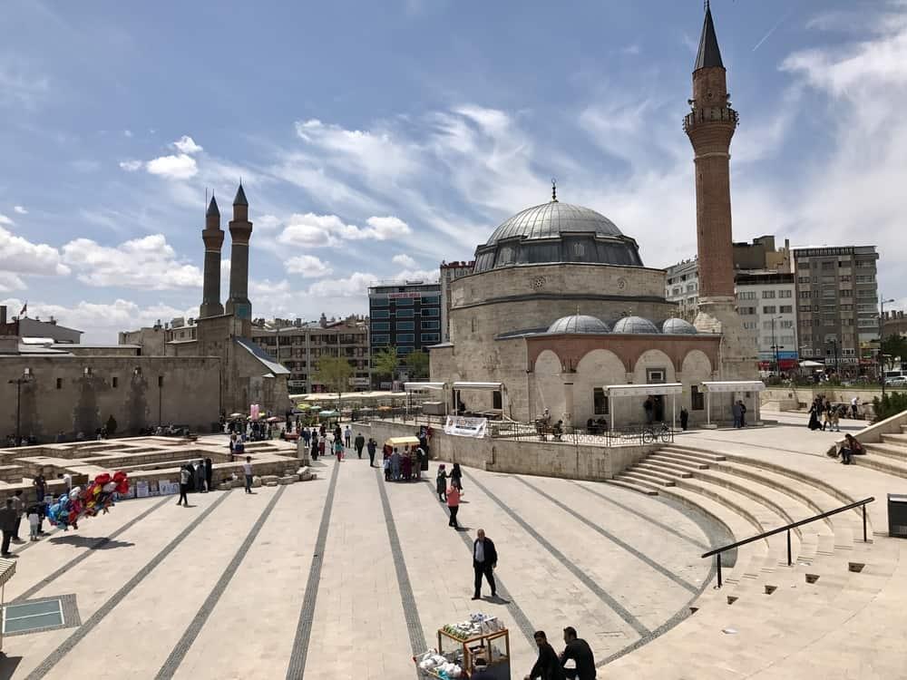 Sivas Kale Camii