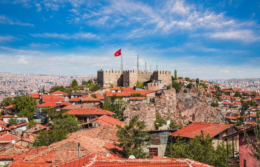Ankara Kalesi (2)