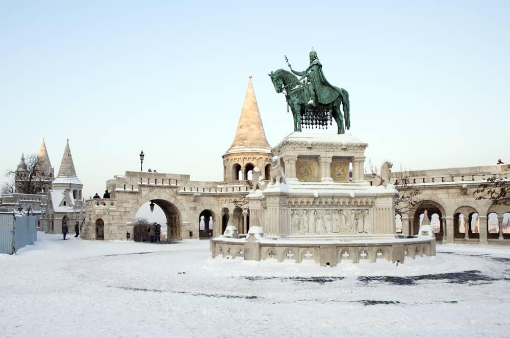 Budapeşte Kış
