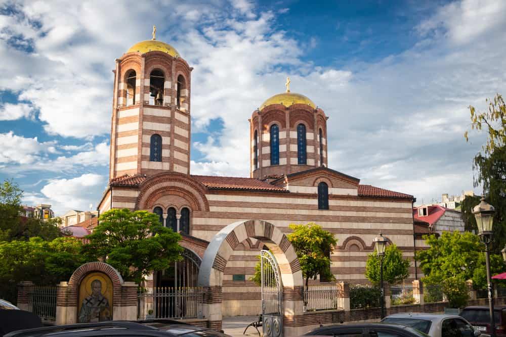 St. Nicholas Kilisesi