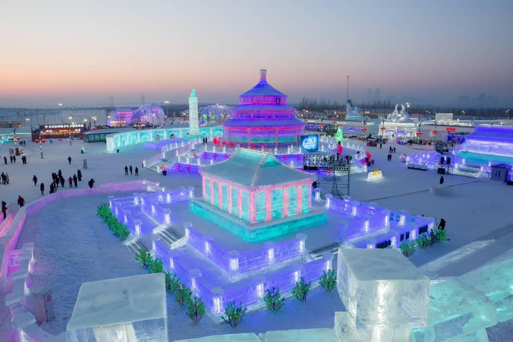 Harbin Çin
