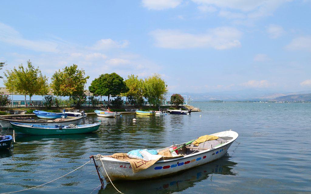 İznik Gölü Bursa