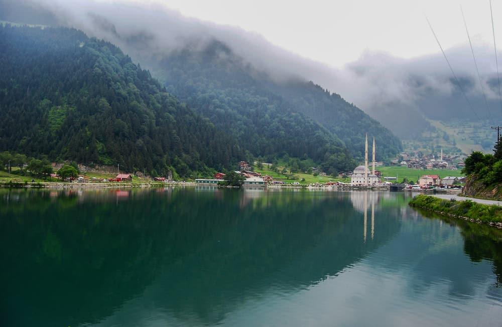 Uzungöl Tarihi, Trabzon
