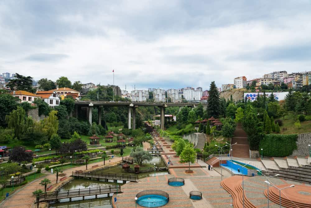 zagnos vadisi parkı