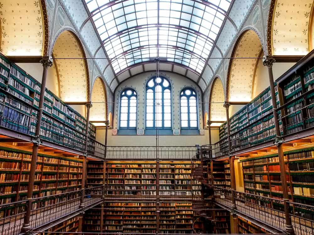 Amsterdam Üniversitesi Kütüphanesi