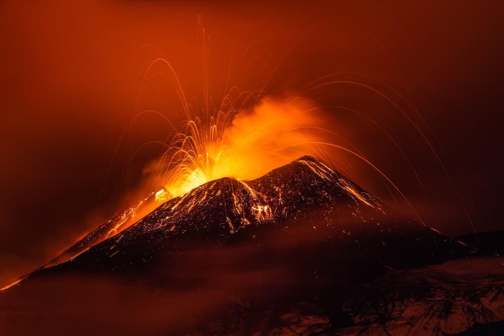 Etna Dağı