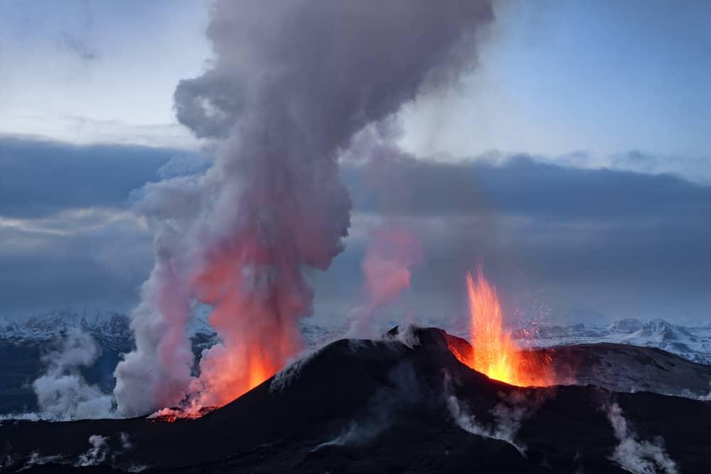 Eyjafjallajökull Patlaması