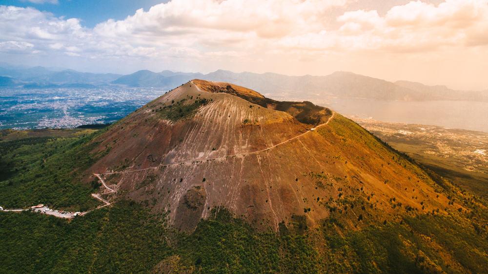 Vesuvius Volkanı