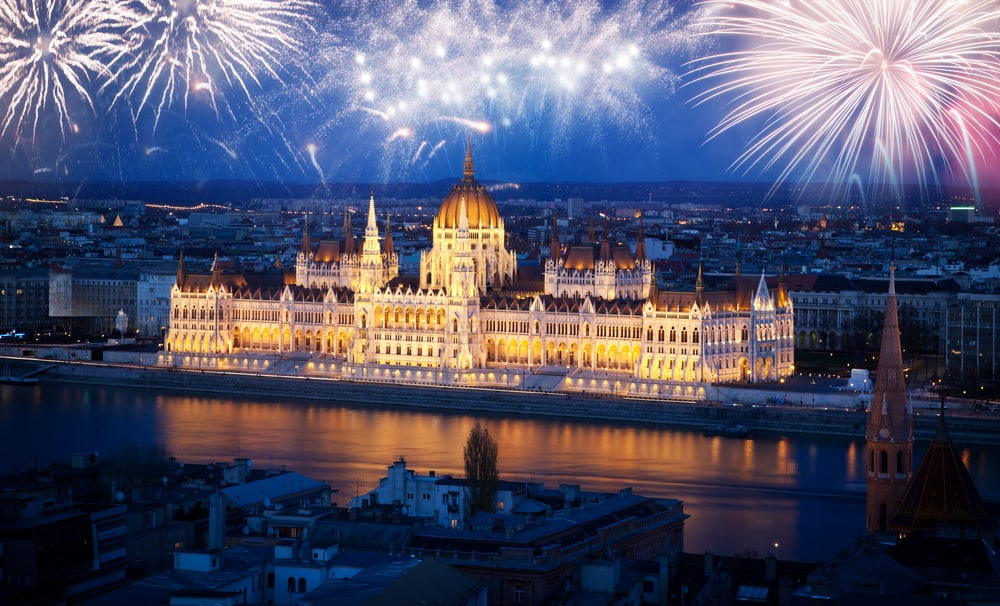 Budapeşte New Year