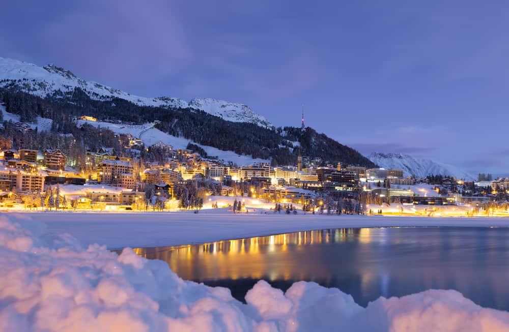 St. Moritz,İsviçre
