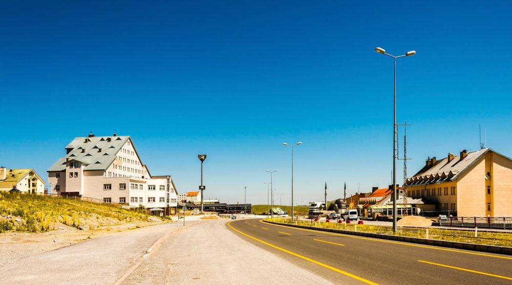 Erciyes oteller bölgesi