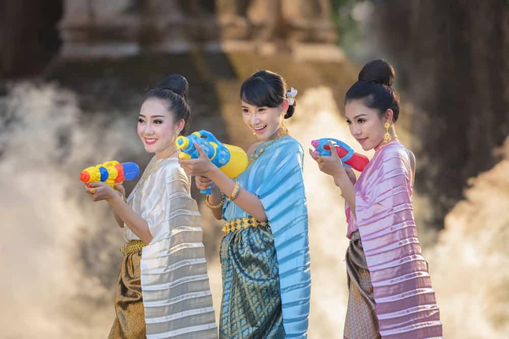 Tayland Su Festivali3