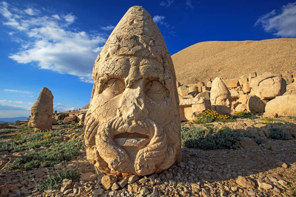 Nemrut Dağı Milli Parkı Adıyaman