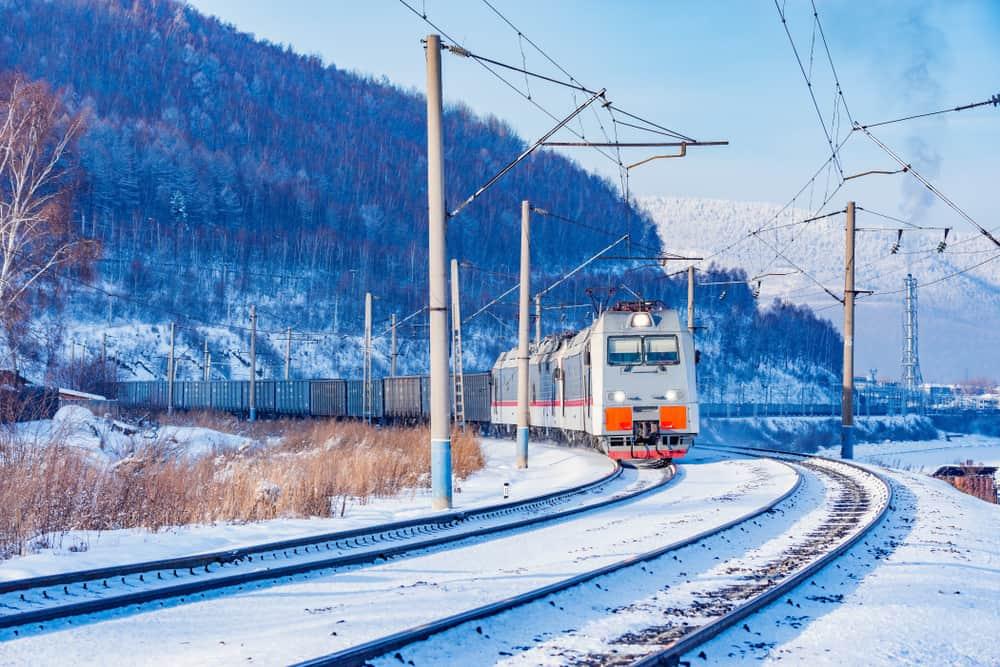 Sibirya Tren
