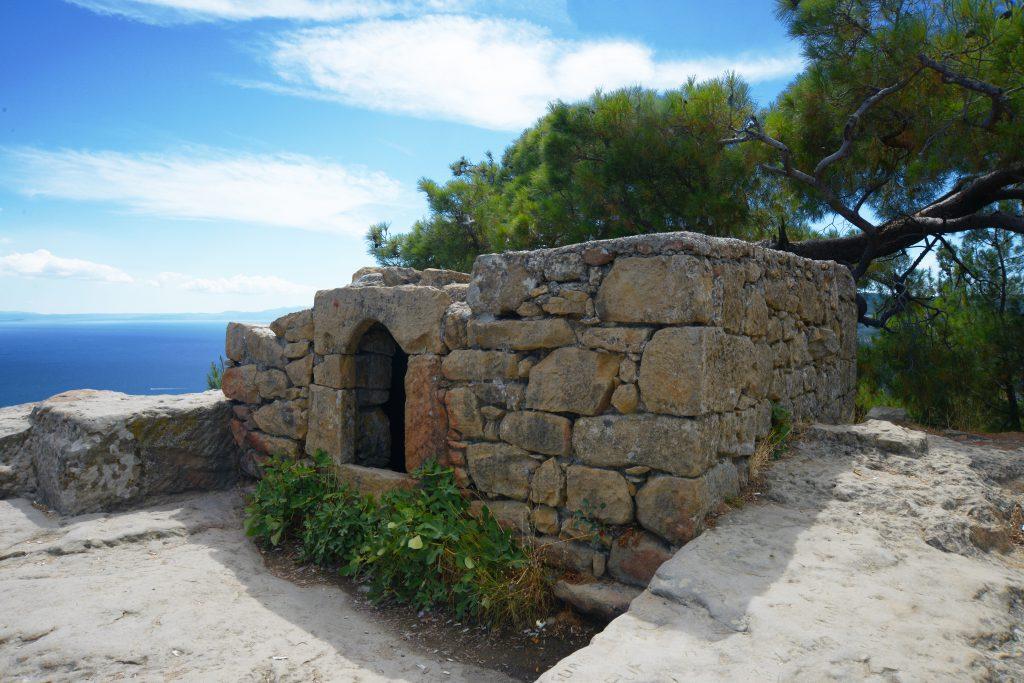 Kaz Dağları'nda Gezilecek Yerler Zeus Altarı