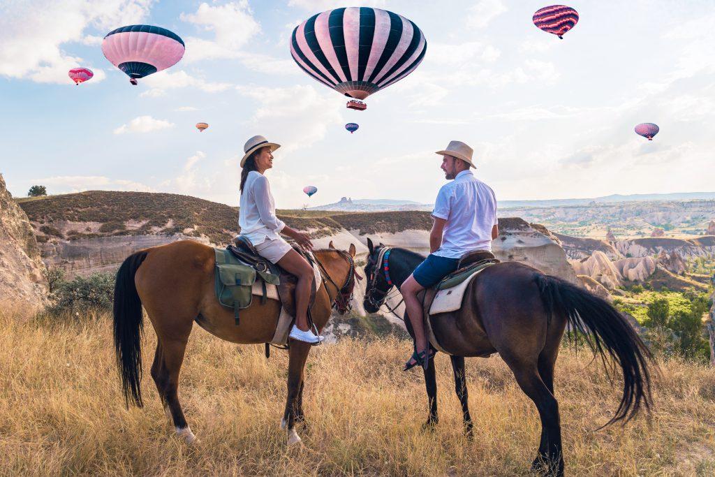 Kapadokya, Nevşehir Romantik