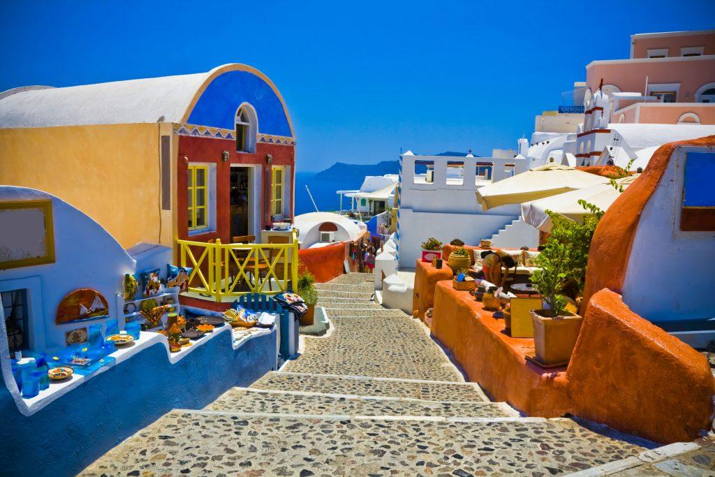 Oia, Yunanistan
