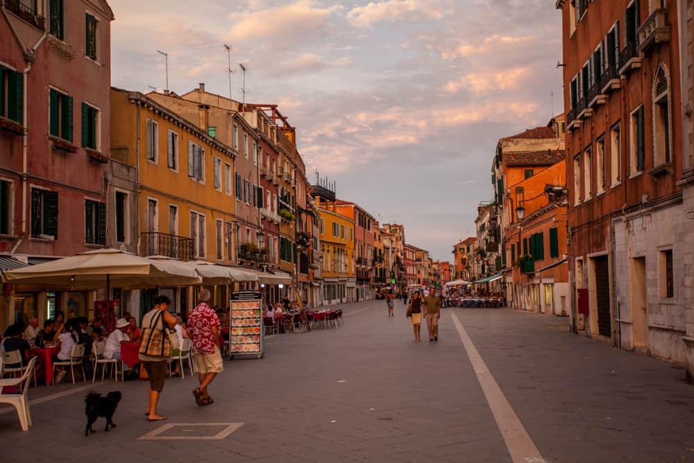 San Marco Meydanı Venedik, İtalya