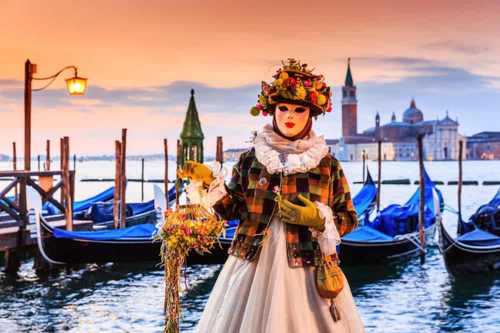 Venedik Karnavalı Nerede?