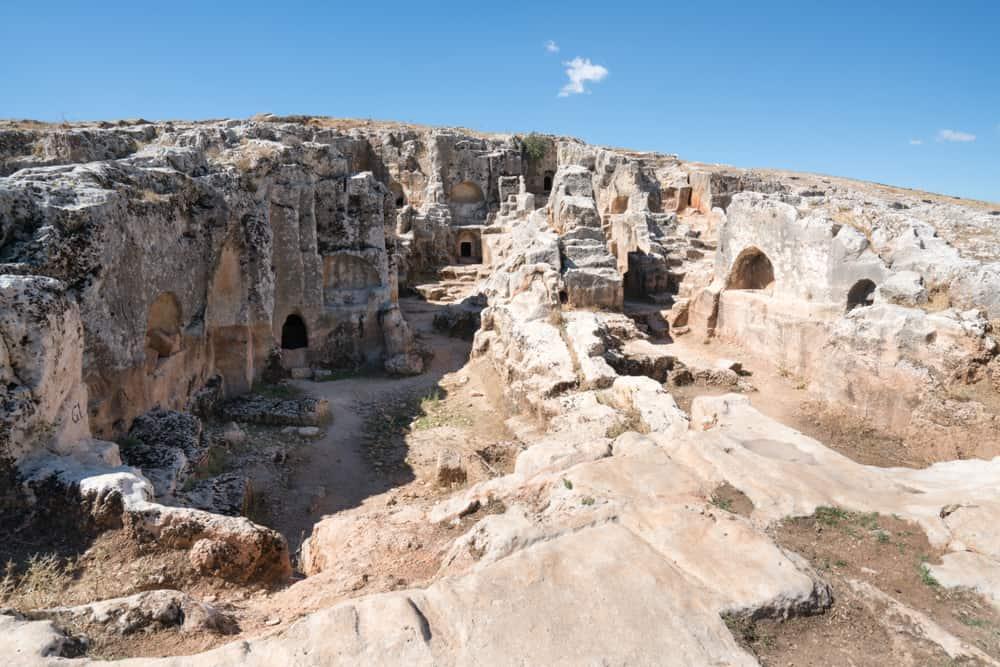 Perre Antik Kenti Adıyaman