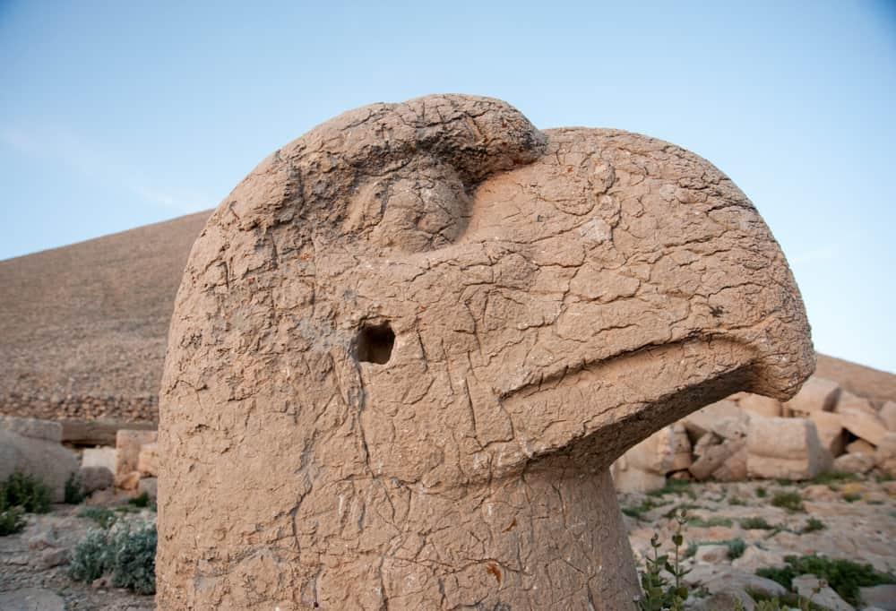 Karakuş Tümülüsü Adıyaman Nemrut