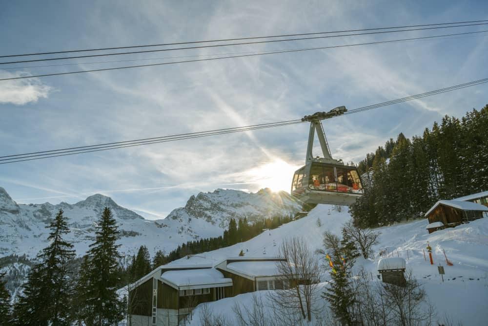 Murren, İsviçre