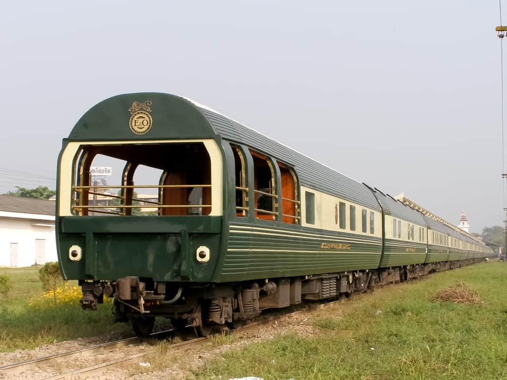 Eastern & Oriental Express tren