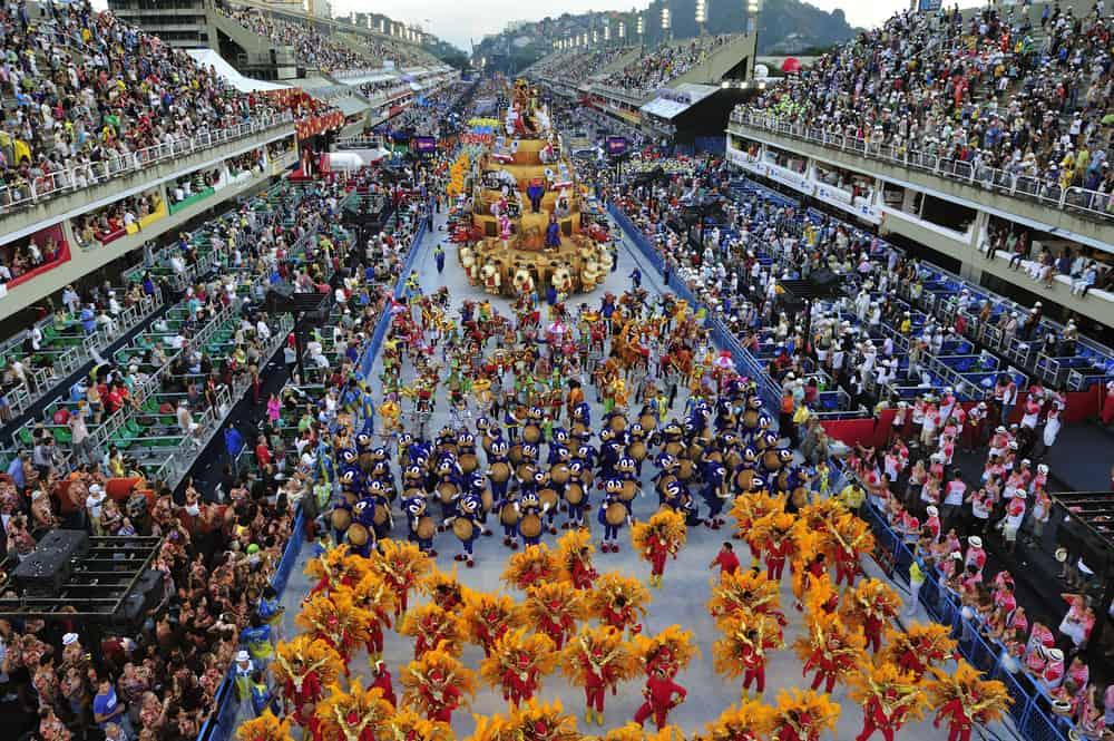 Rio Karnavalı Ne Zaman?