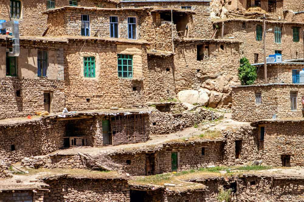 Palangan Köyü, İran