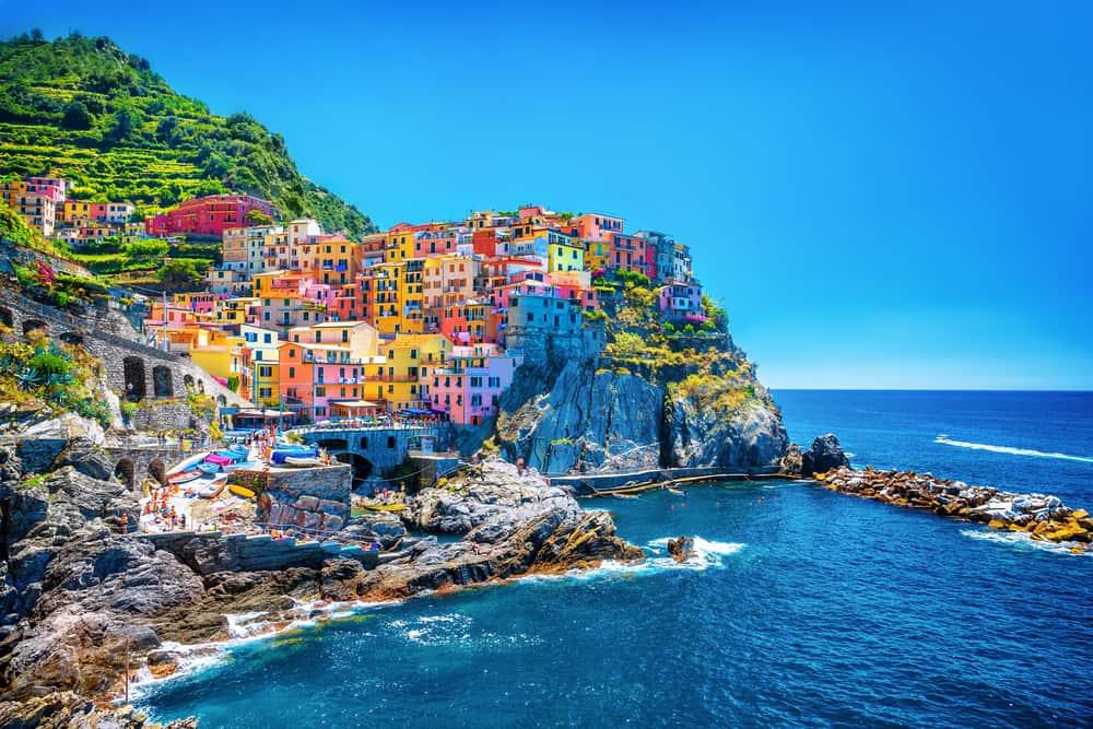 Cinque Terre, İtalya