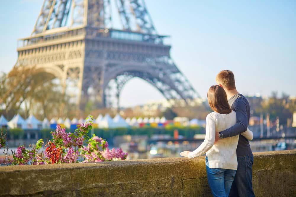 Paris, Fransa Romantik