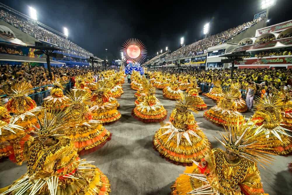 Brezilya, Rio Karnavalı