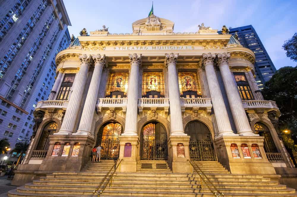 Centro Cultural do Banco do Brasil Tiyatrosu Rio Brezilya