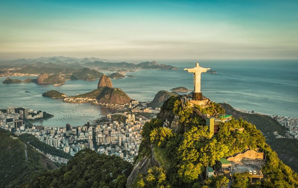 İsa Heykeli, Rio, Brezilya