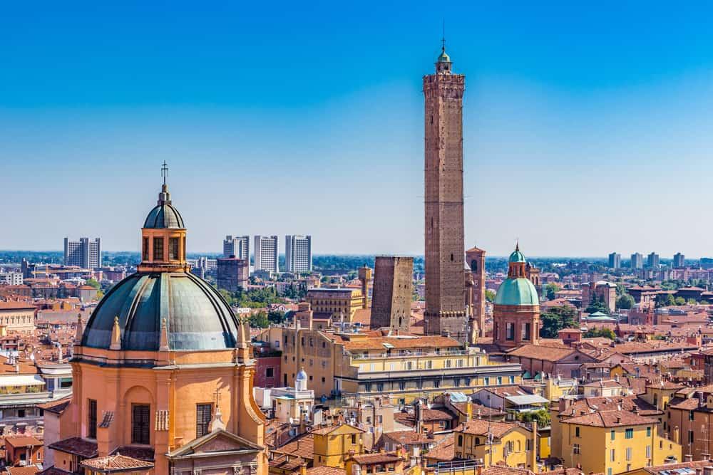 Bologna İtalya
