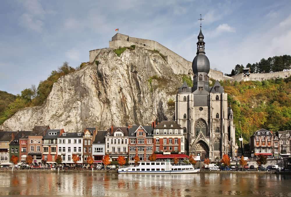Dinant, Belçika