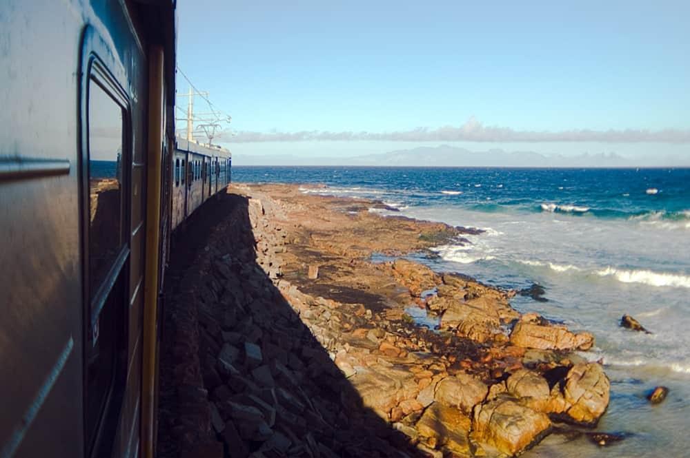 Mavi Tren-Güney Afrika Tren