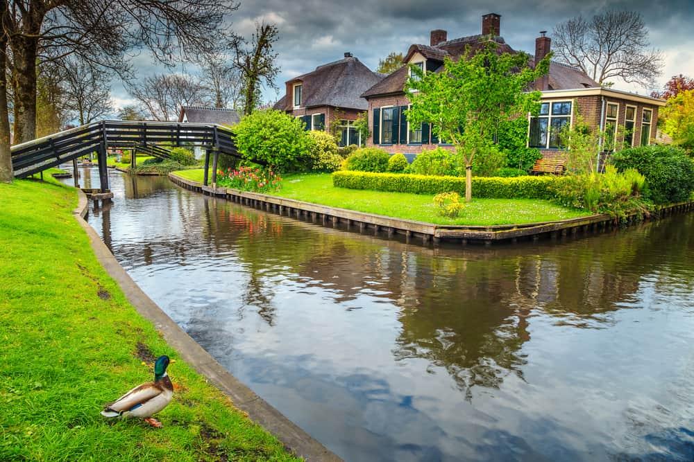 Giethoorn, Hollanda