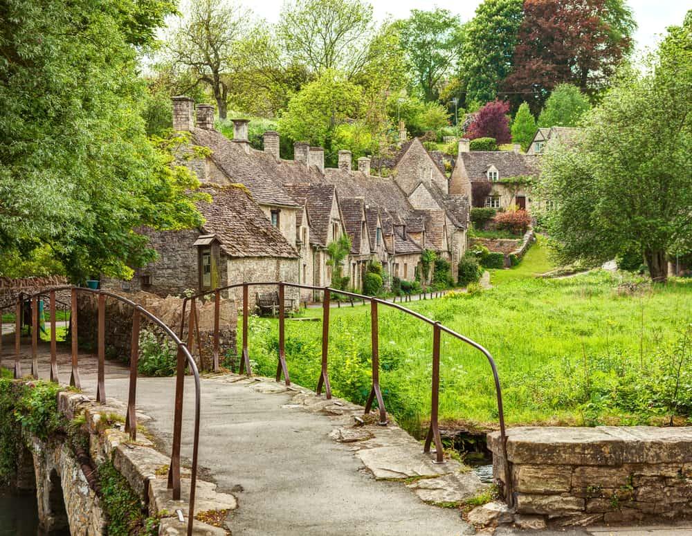 Bibury İngiltere