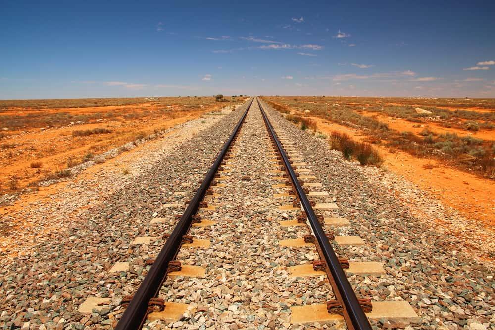 Ghan Avustralya Tren