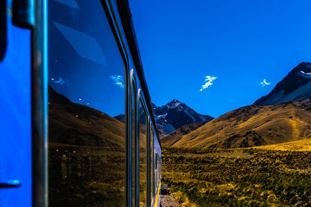 Belmond Hiram Bingham – Peru Treni