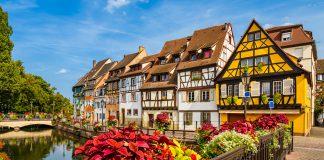 Colmar Fransa Alsace
