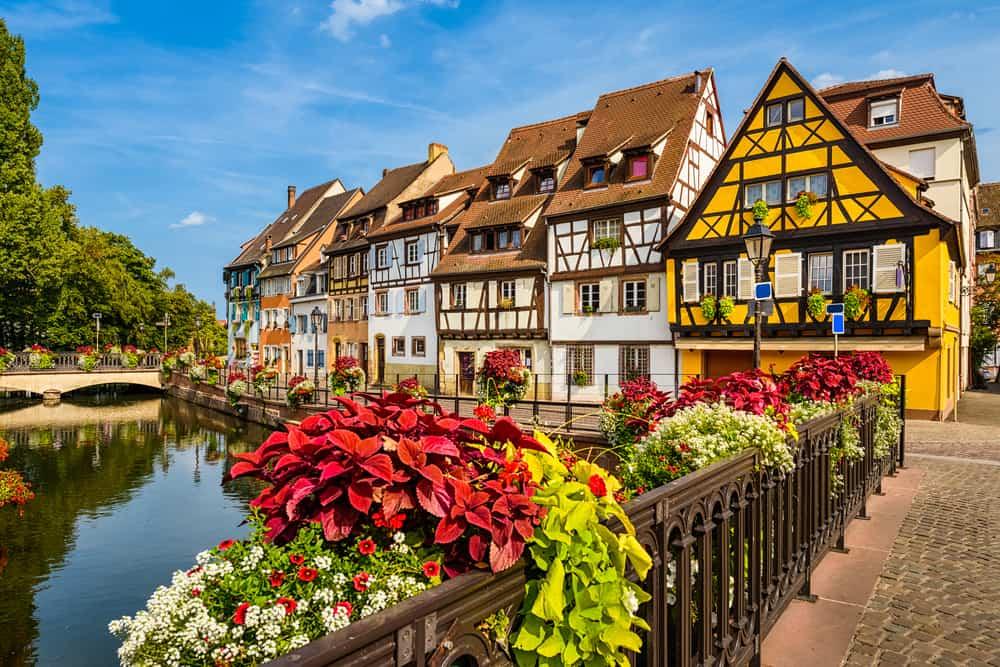 Colmar, Fransa Alsace