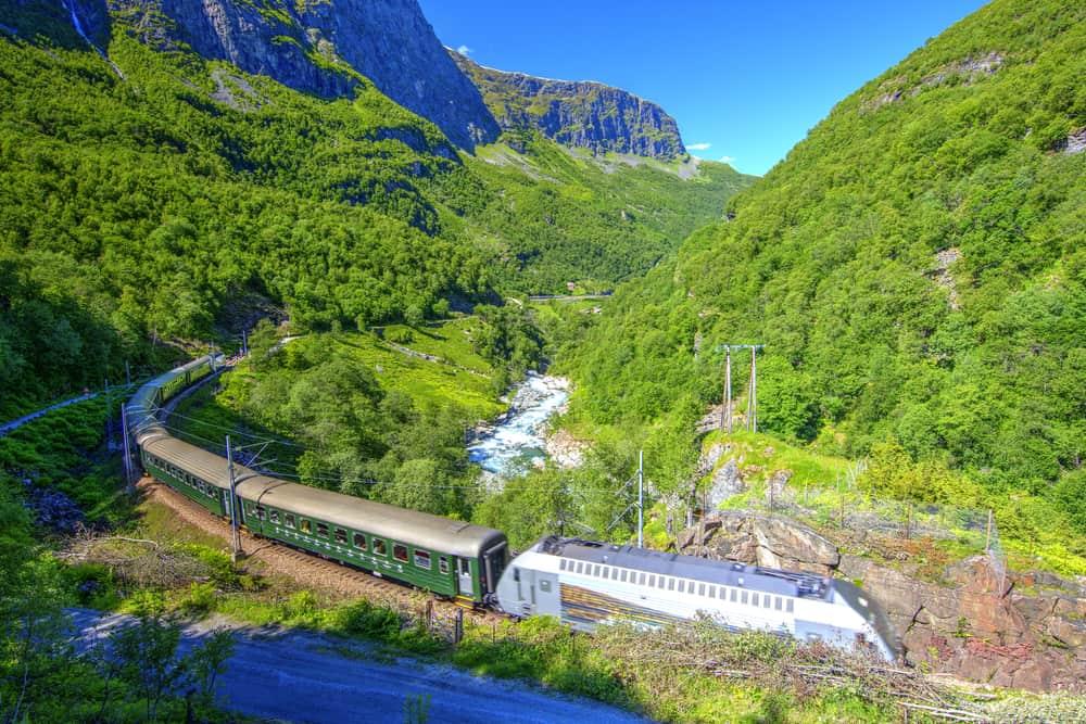Flam Treni Norveç