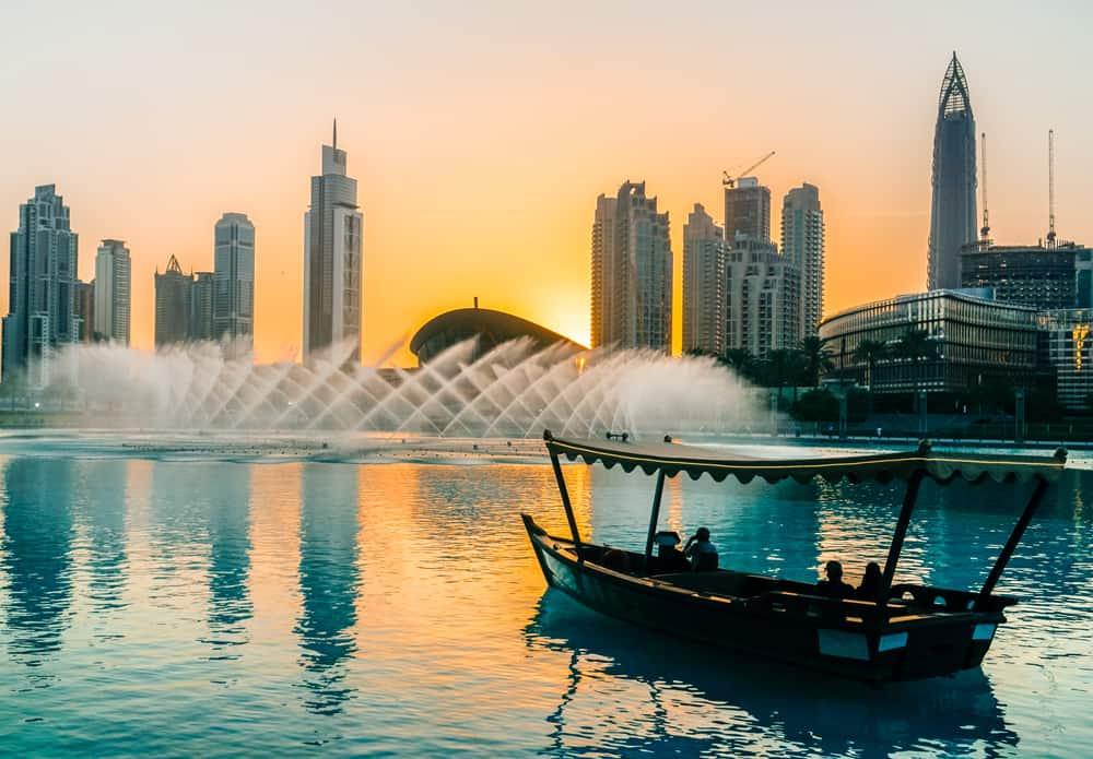 Dubai Çeşmesi