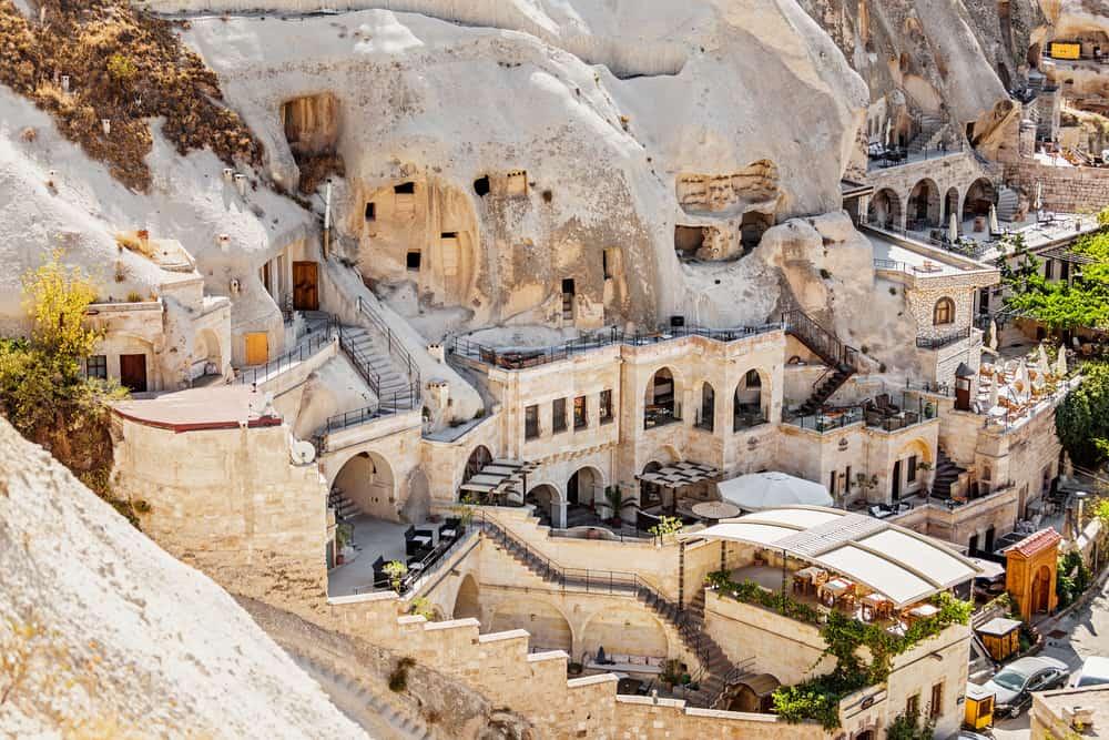 Mağara Oteli, Kapadokya