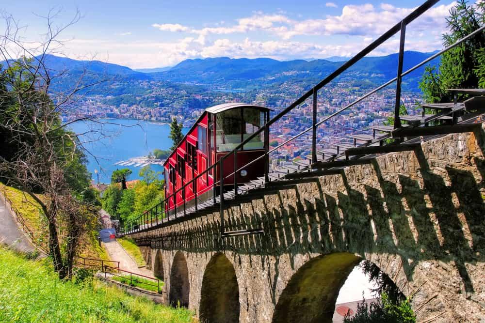 Lugano İsviçre