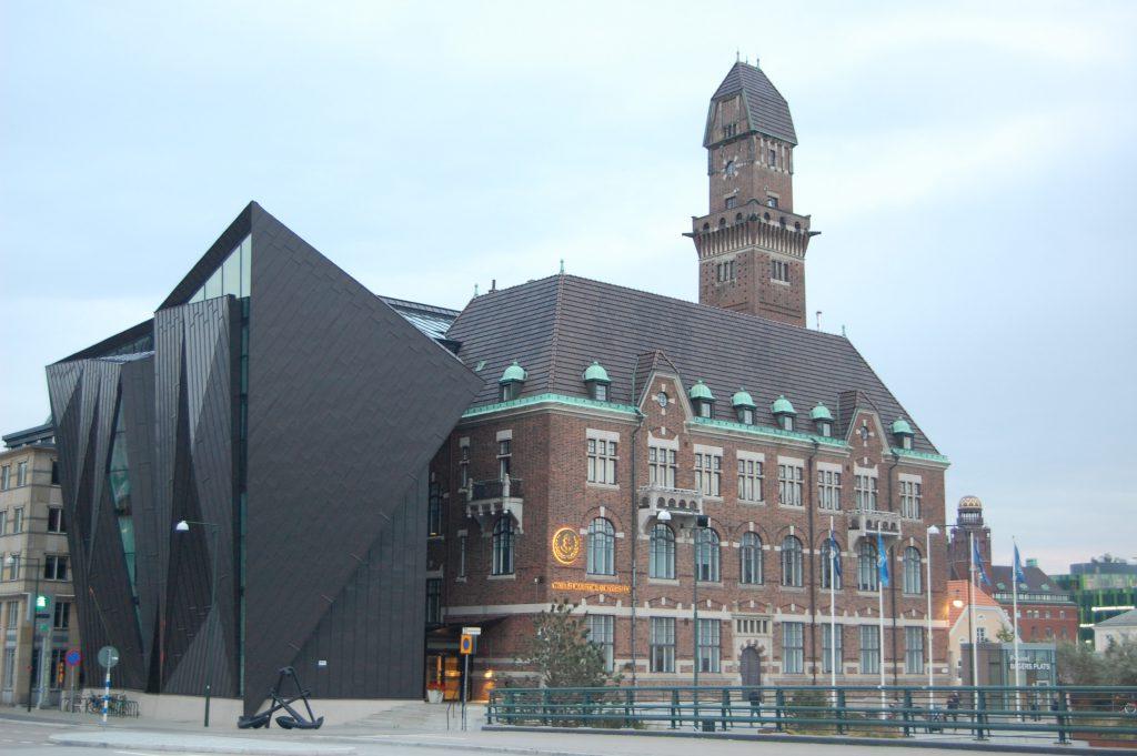 malmö Dünya Denizcilik Üniversitesi