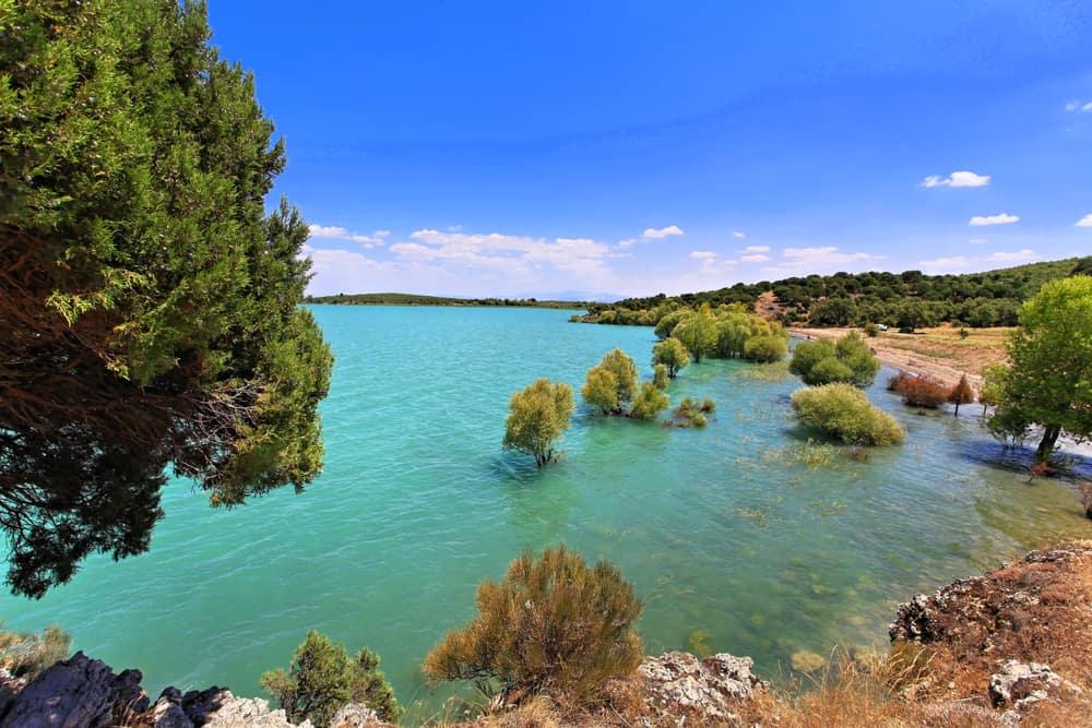Beyşehir Gölü, Konya
