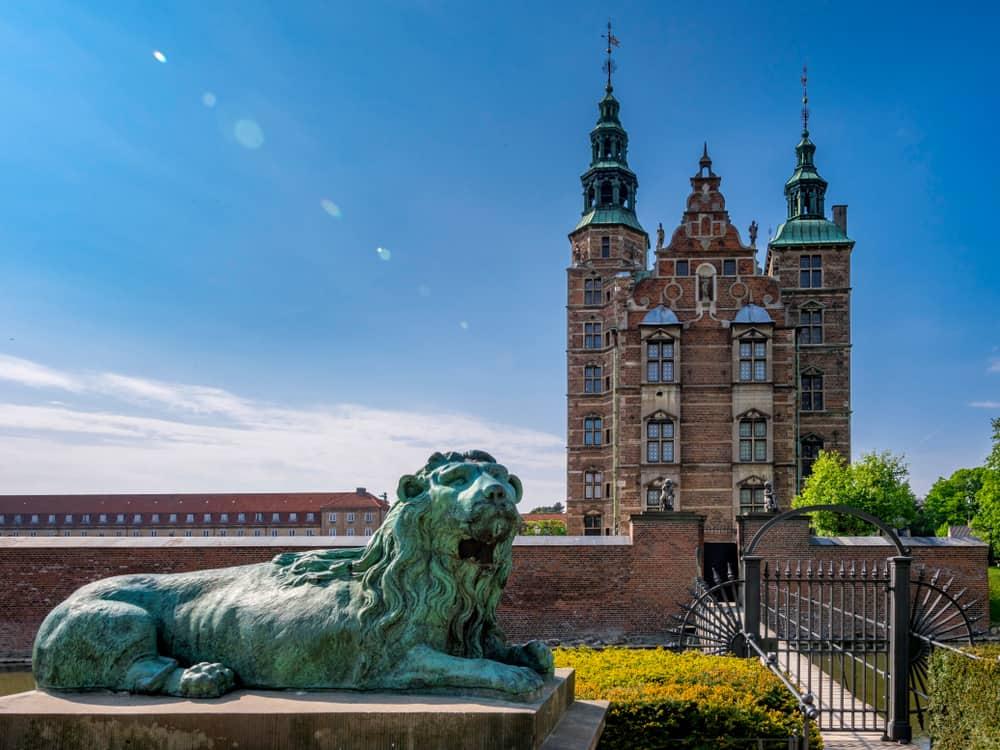 Amelianborg Sarayı, Kopenhag